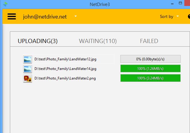 NetDrive 3.6